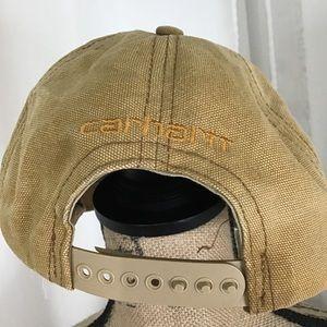 Carhartt Accessories - Carharft Ball cap Tan